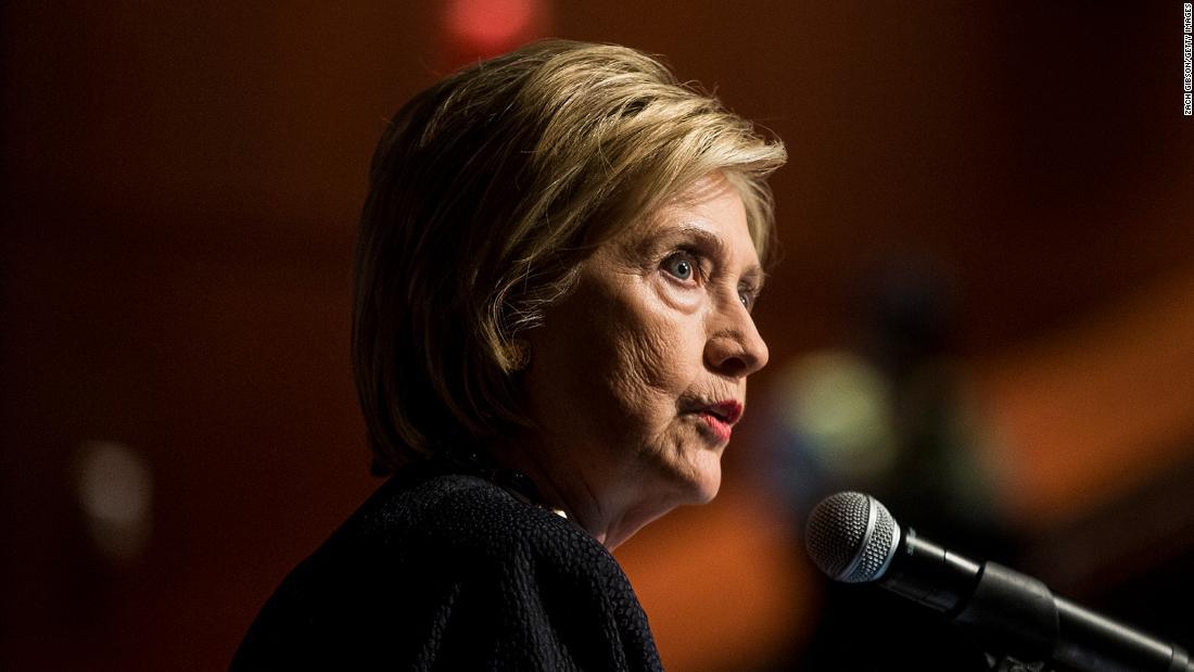"""Hillary Clinton über Trumps Umgang mit Coronavirus: """"Ich hätte einen besseren Job gemacht"""""""