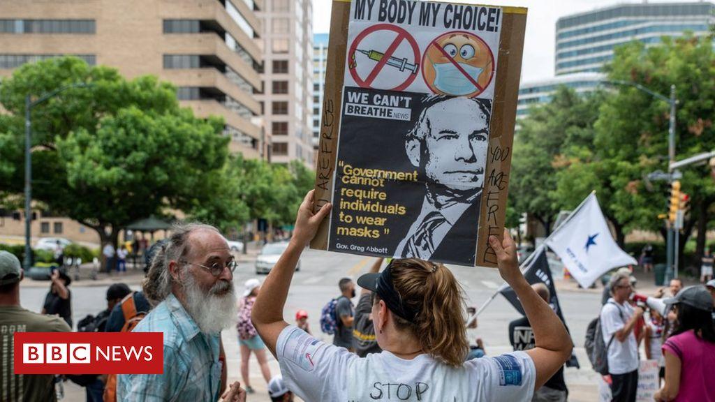 Coronavirus: Befreiungskarten für Gesichtsmasken und andere US-amerikanische Ansprüche wurden auf Fakten überprüft