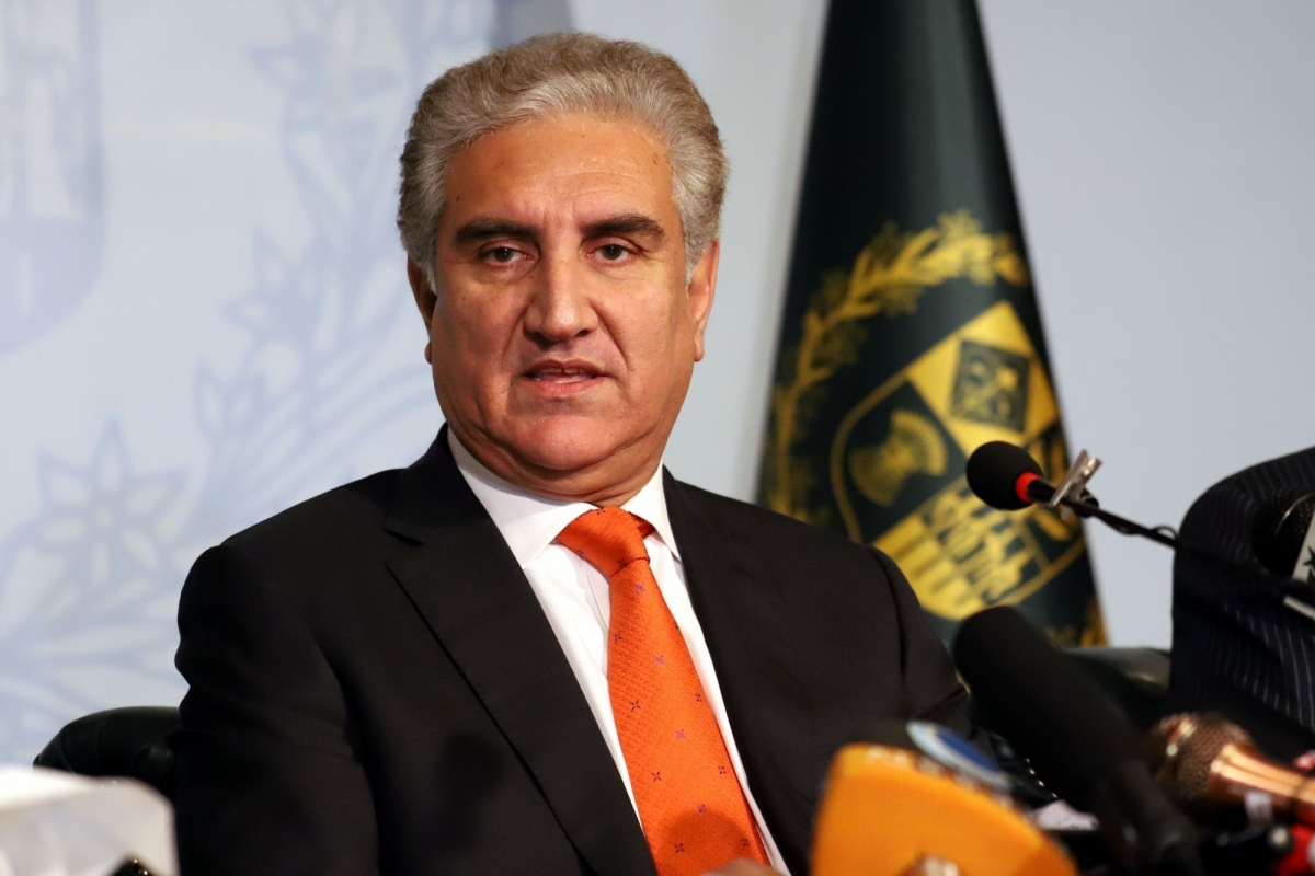 Pakistan foreign minister Shah Mehmood Qureshi tests positive for COVID-19