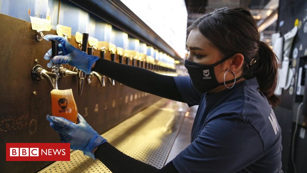 Coronavirus: Pubs, Restaurants und Friseure werden in England wiedereröffnet