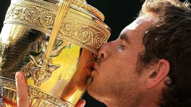 Andy Murray: Die schönsten Momente des Wimbledon-Champions - wie die Leser von BBC Sport abgestimmt haben