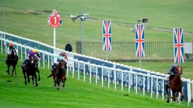 Epsom Derby: Serpentine betäubt Rivalen und gibt Aidan O'Brien den achten Rekordsieg