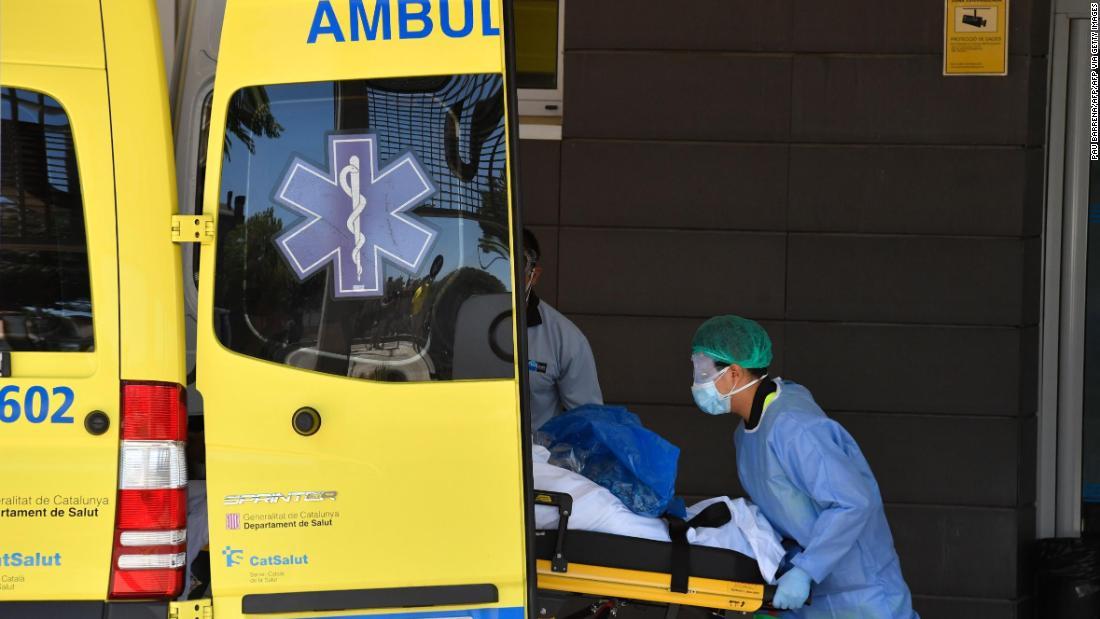 Spanien Coronavirus: Lockdown für 200.000 in der Provinz Lleida bestellt