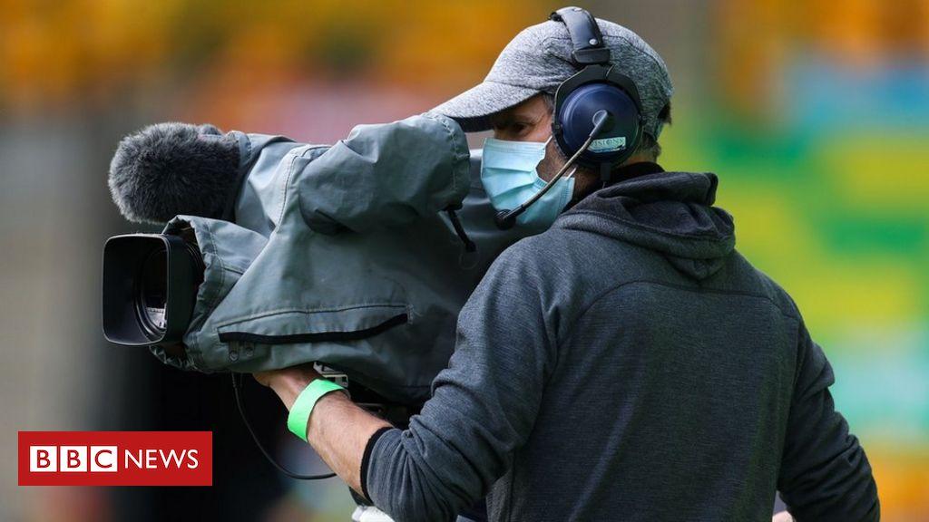 Coronavirus: Die Quarantäneregeln für Sportteams und Filmteams wurden gelockert