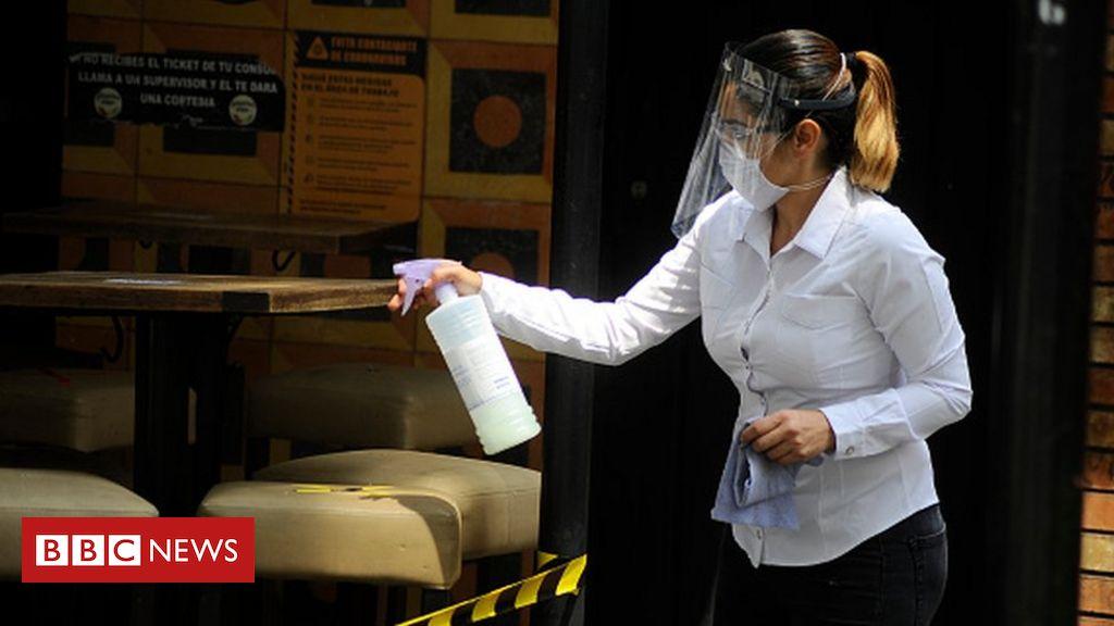 Coronavirus: Mexikos Zahl der Todesopfer beträgt 30.000