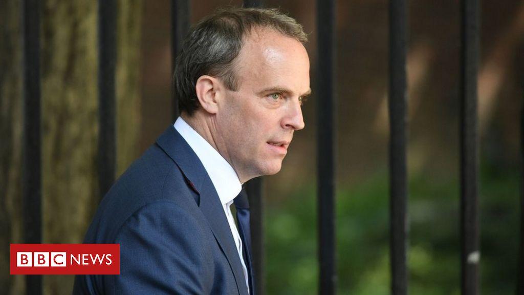 Großbritannien wird zum ersten Mal unabhängig Sanktionen verhängen