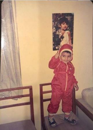 Ranveer Singhs Kindheit