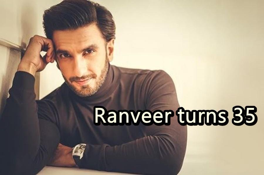 Ranveer Singh 35