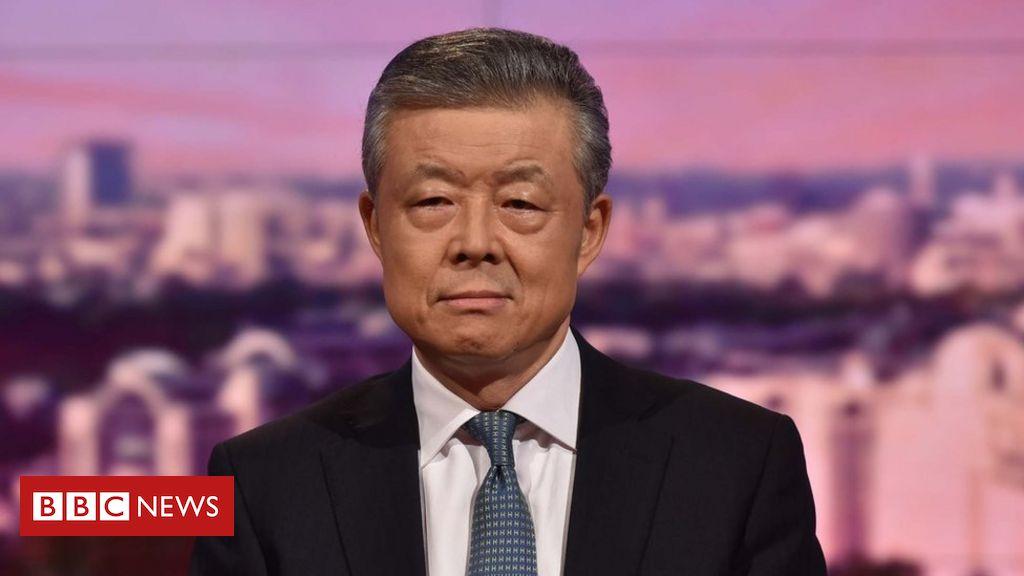 """Hongkong: Chinesischer Botschafter warnt Großbritannien vor """"Einmischung"""""""