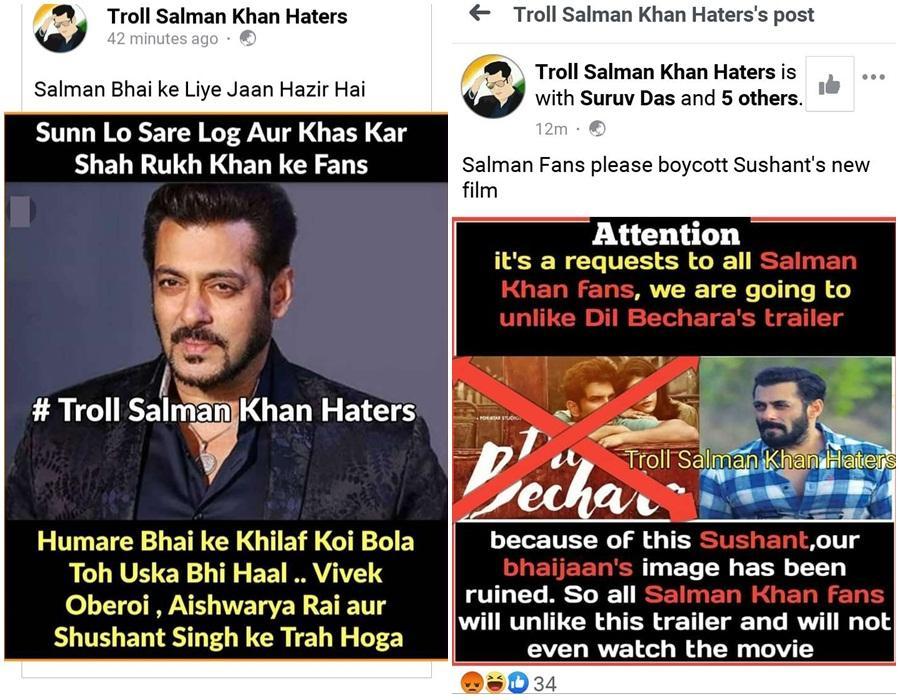 Salman Khan fans