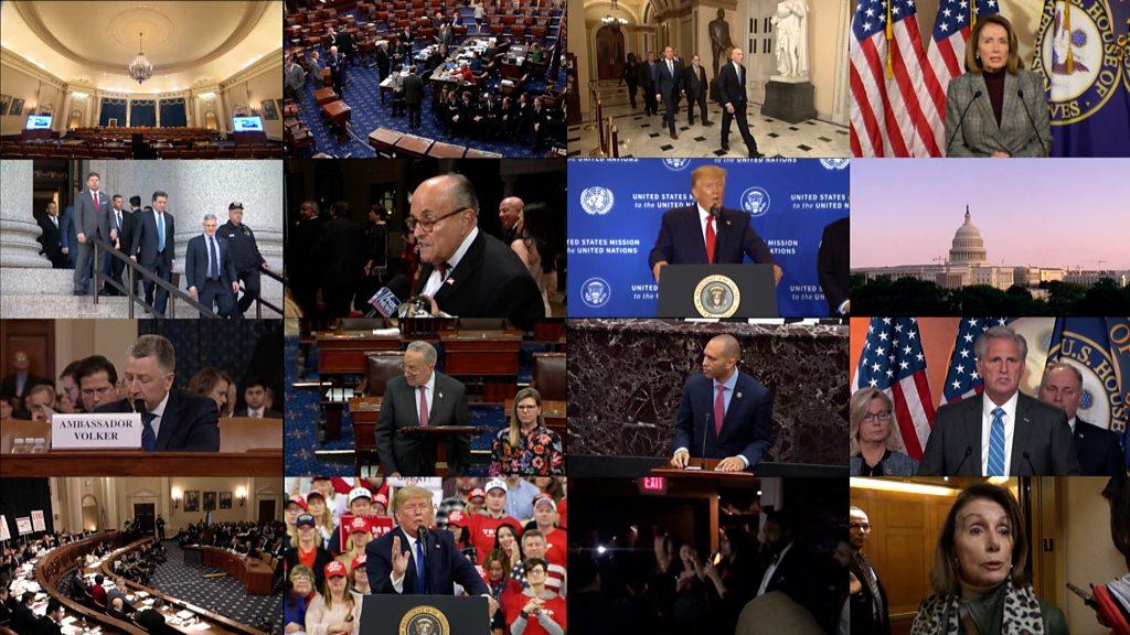 """Alexander Vindman, Zeuge """"von Trump gemobbt"""", verlässt das US-Militär"""