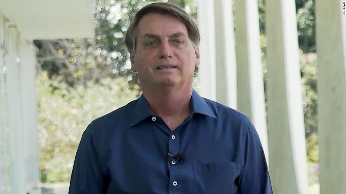 Brazil Press Association verklagt Bolsonaro wegen Covid-19-Exposition