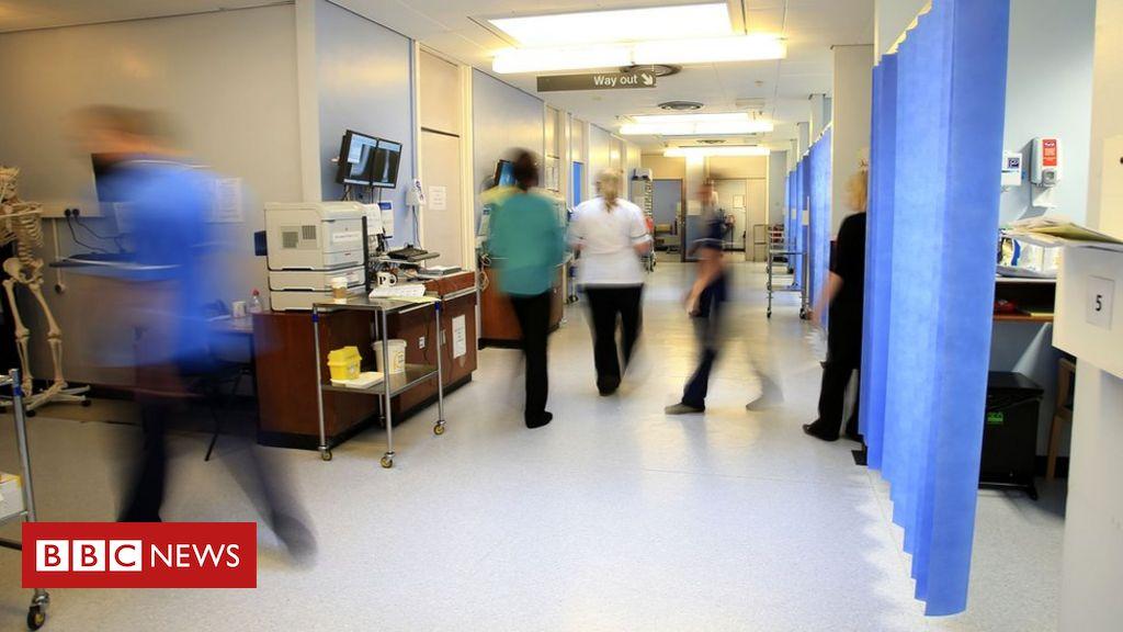 Die Anzahl der Krankenschwestern und Hebammen springt um den Rekordbetrag
