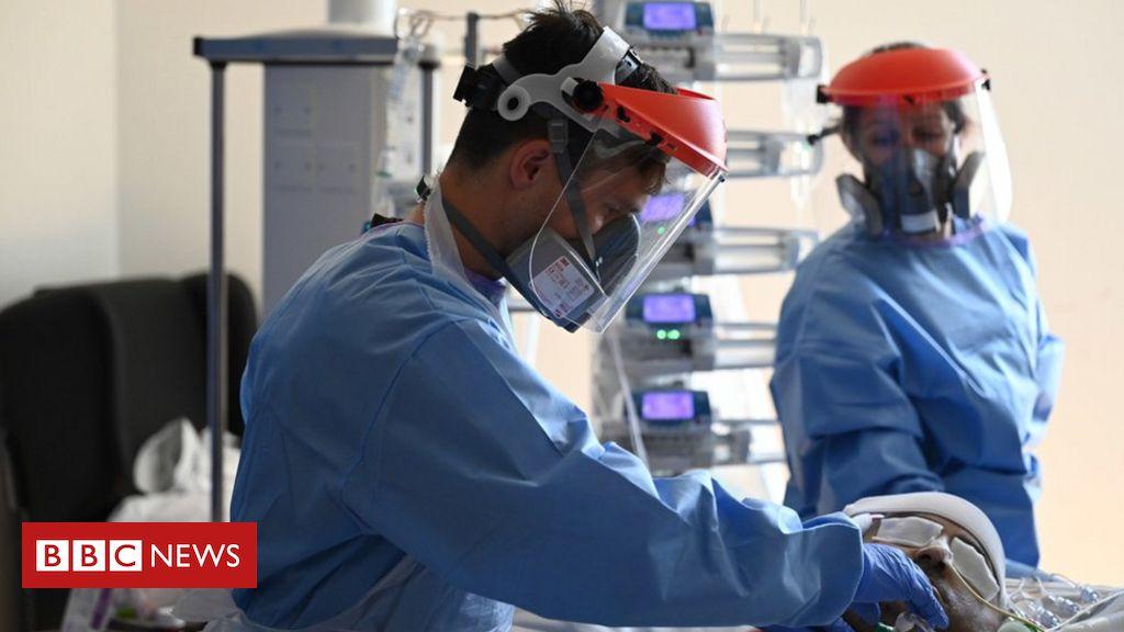 Die öffentlichen Ausgaben für Coronavirus steigen auf 190 Mrd. GBP