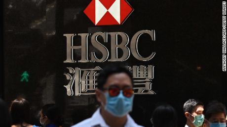 HSBC nimmt den Plan zum Abbau von 35.000 Arbeitsplätzen wieder auf