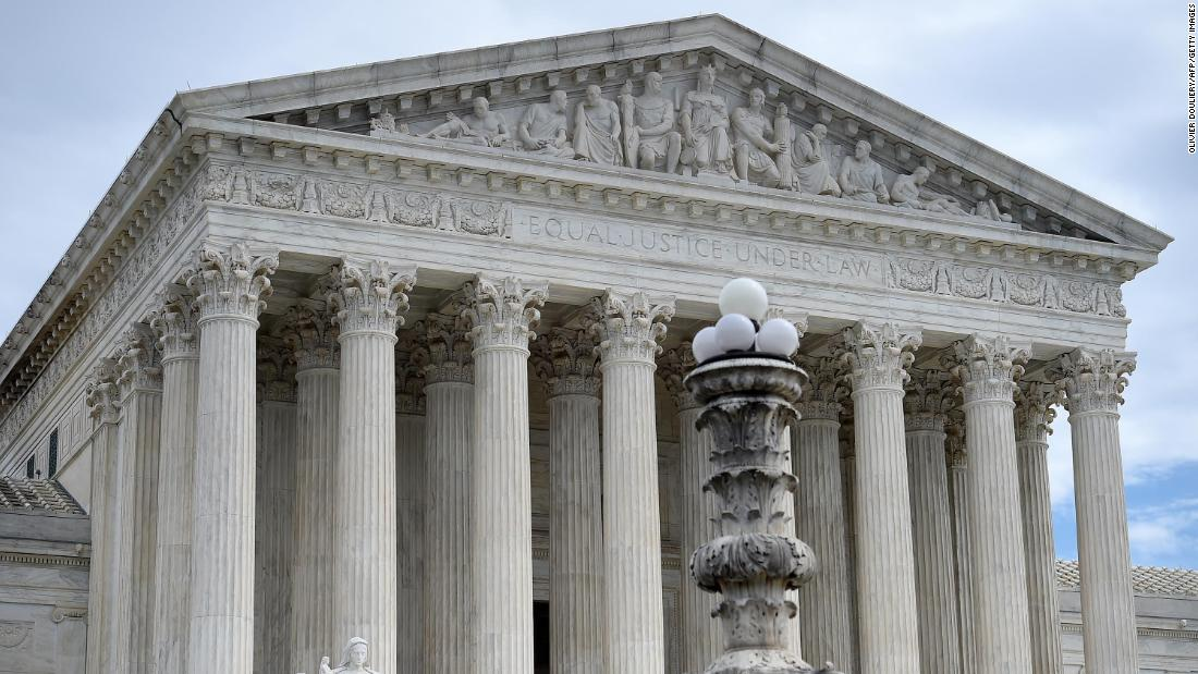 Entscheidung des Obersten Gerichtshofs über Trumps Finanzen