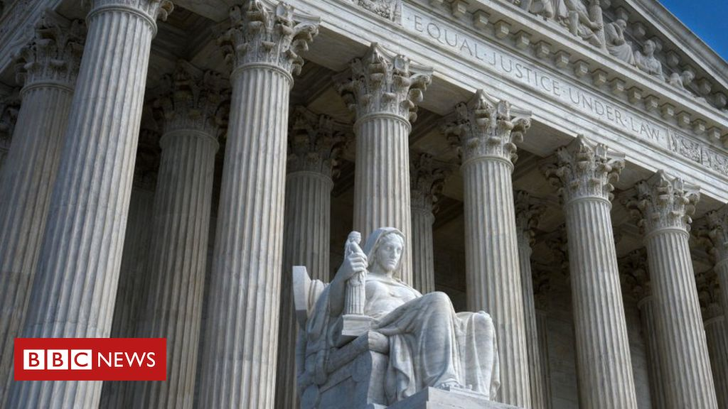 Trump Steuern: Der Oberste Gerichtshof sagt, dass New Yorker Staatsanwälte Aufzeichnungen sehen können