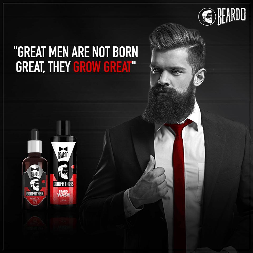 Beardo brand for men