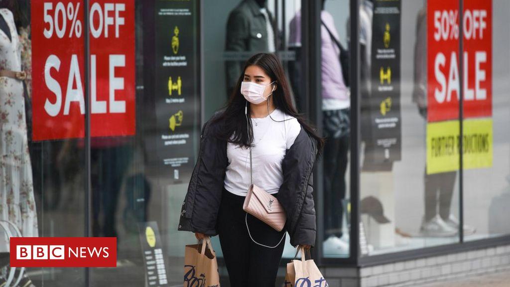 Coronavirus: Abendaktualisierung als Nr. 10 berücksichtigt Gesichtsbedeckungen in Geschäften