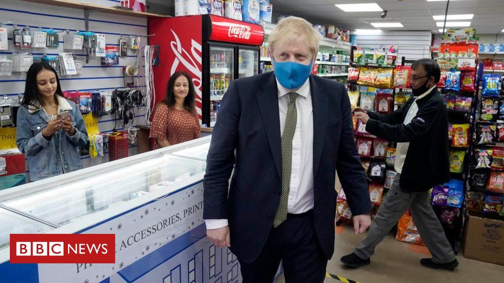 Coronavirus: Labour fordert Klarheit über Gesichtsbedeckungen in England