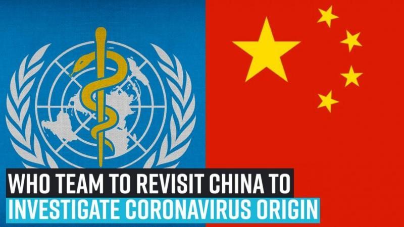 WHO-Team besucht China erneut, um die Herkunft des Coronavirus zu untersuchen