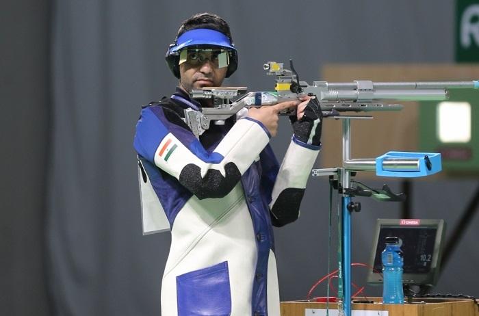 Abhinav Bindra Rio Olympics