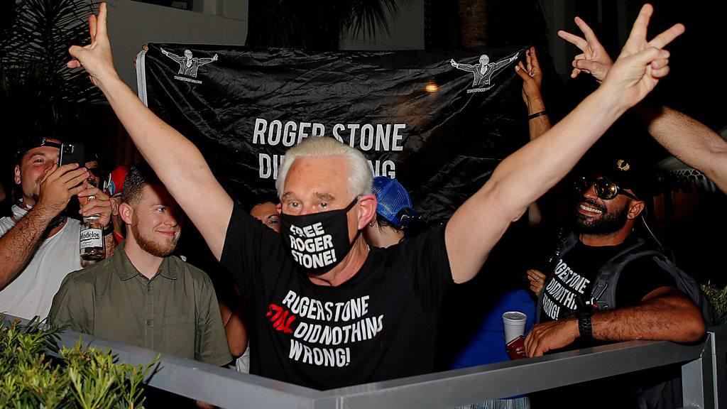 Roger Stone: Robert Mueller verteidigt Anklage gegen Russland-Sonde