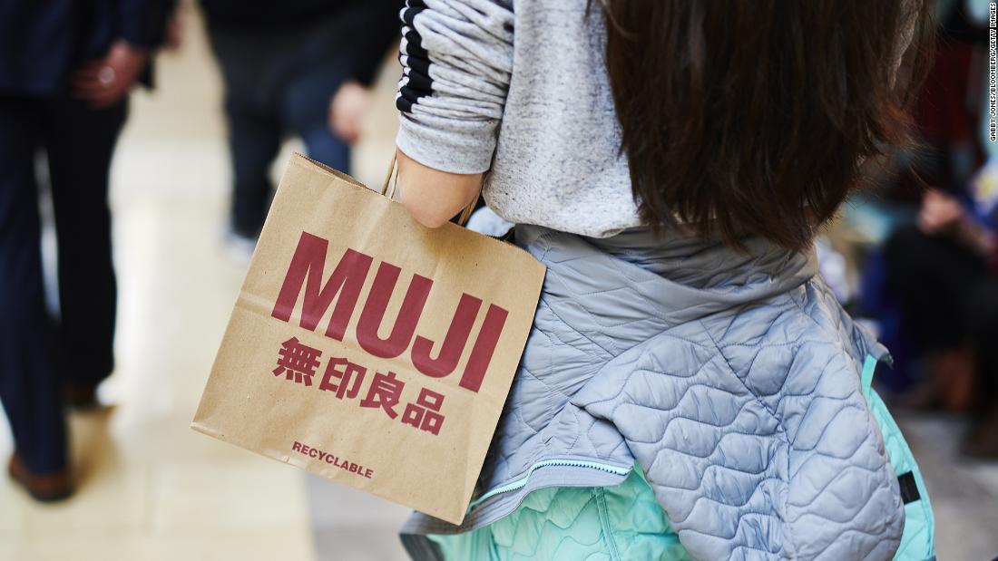 Muji ist der jüngste Einzelhändler, der Insolvenz anmeldet