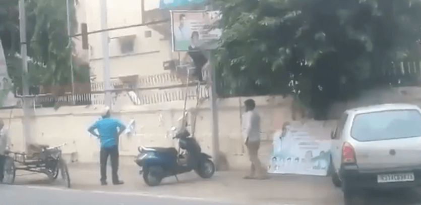 sachin pilot posters removed