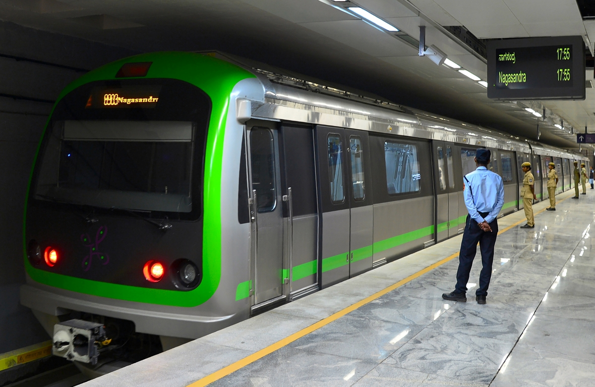 80 Bengaluru Metro contract labourers test positive for COVID-19
