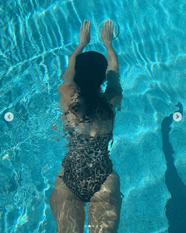 Kourtney Kardashian stuns in swimsuit pics after news of Scott Disick and Sofia Richie