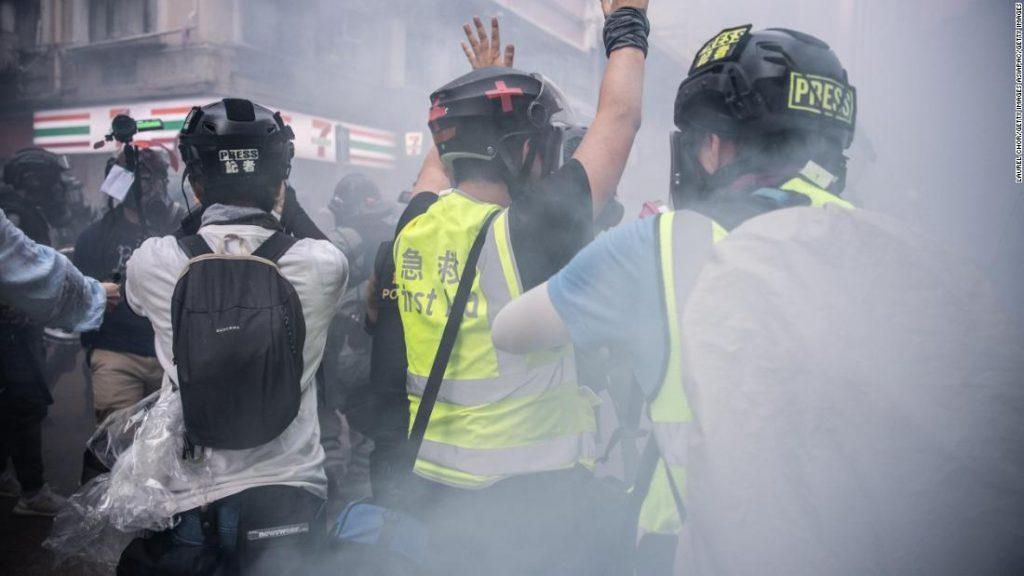 Die New York Times verlegt einige Mitarbeiter aus Hongkong, da das Sicherheitsgesetz für Medienkälte sorgt