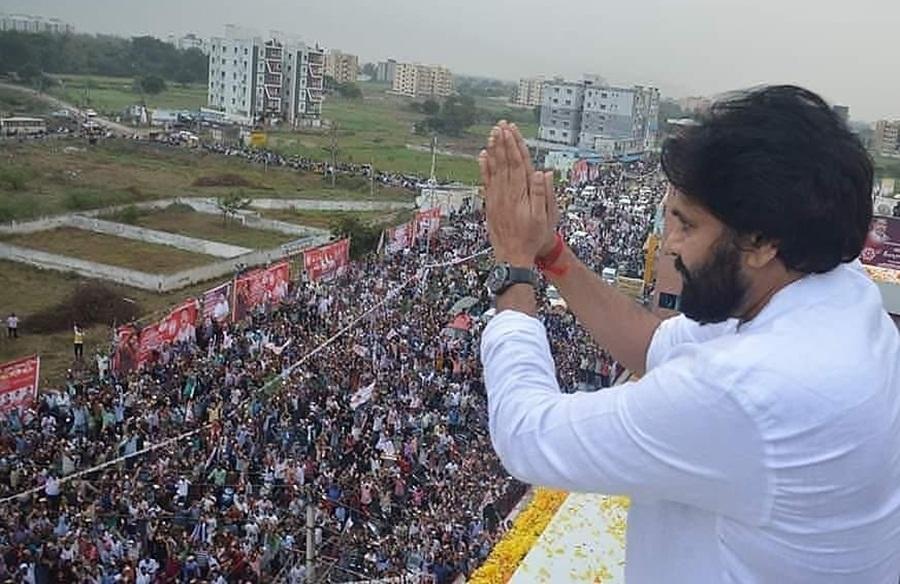 Pawan Kalyan-Fans werden an diesem Tag von den Machern von Vakeel Saab überrascht