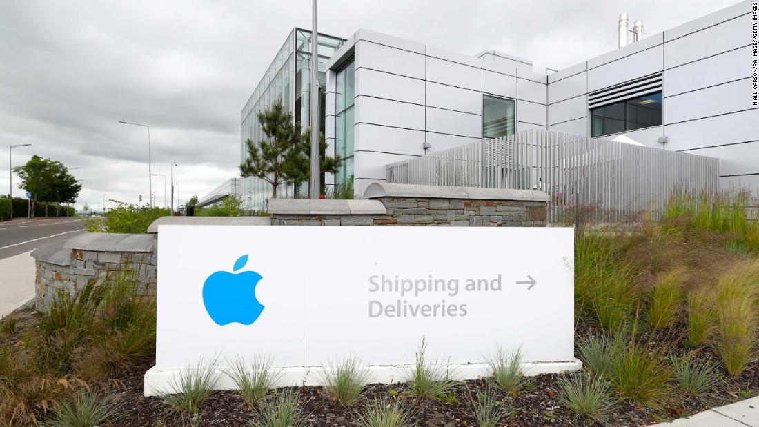 Apple gewinnt Berufung gegen 15 Milliarden US-Dollar EU-Steuergesetz