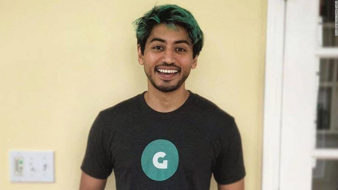 Fahim Saleh, 33-jähriger CEO von Gokada, wurde zerstückelt in einer New Yorker Wohnung gefunden