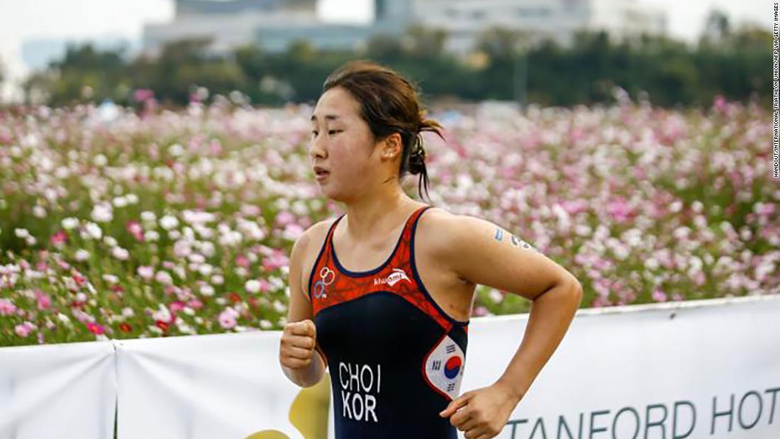 Choi Suk-hyeon: Bevor sie sich das Leben nahm, bat die Triathletin ihre Mutter, die Sünden ihrer mutmaßlichen Täter zu entblößen