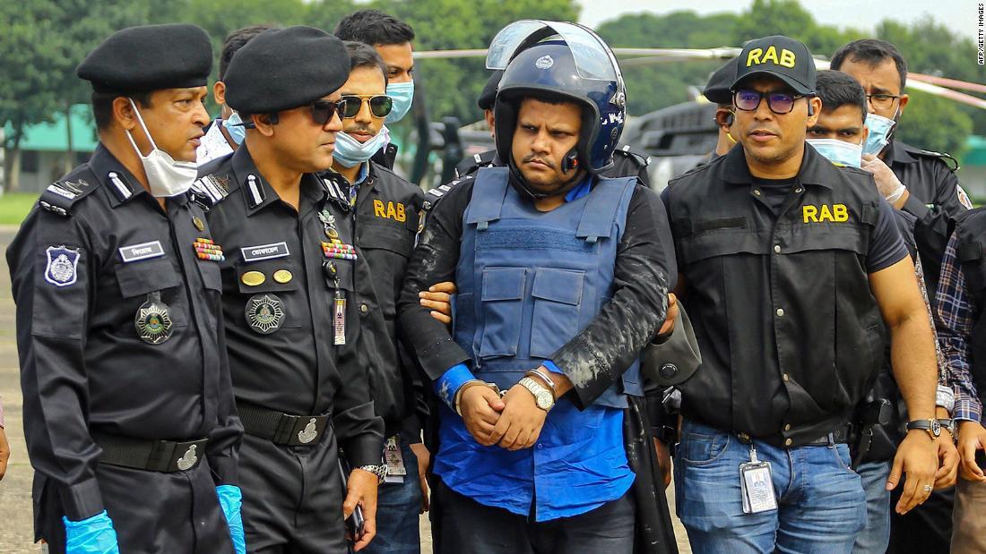 Der Krankenhausbesitzer in Bangladesch hat angeblich Tausende von Covid-19-Tests gefälscht