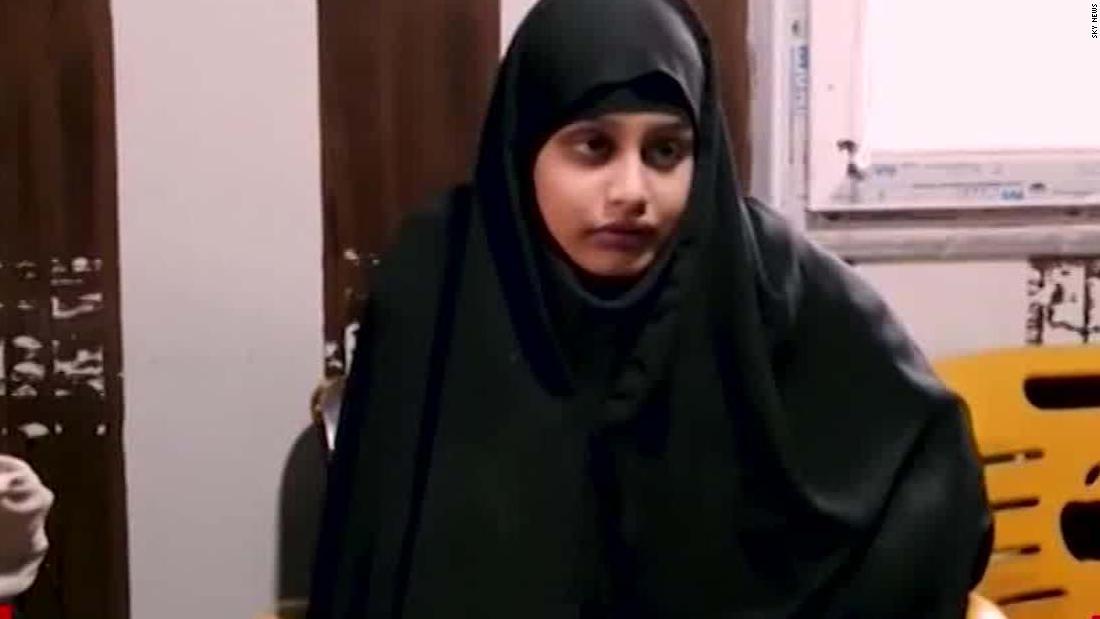 Shamima Begum, ein Teenager aus London, der sich ISIS angeschlossen hat, sollte nach britischen Gerichtsbestimmungen zurückkehren dürfen