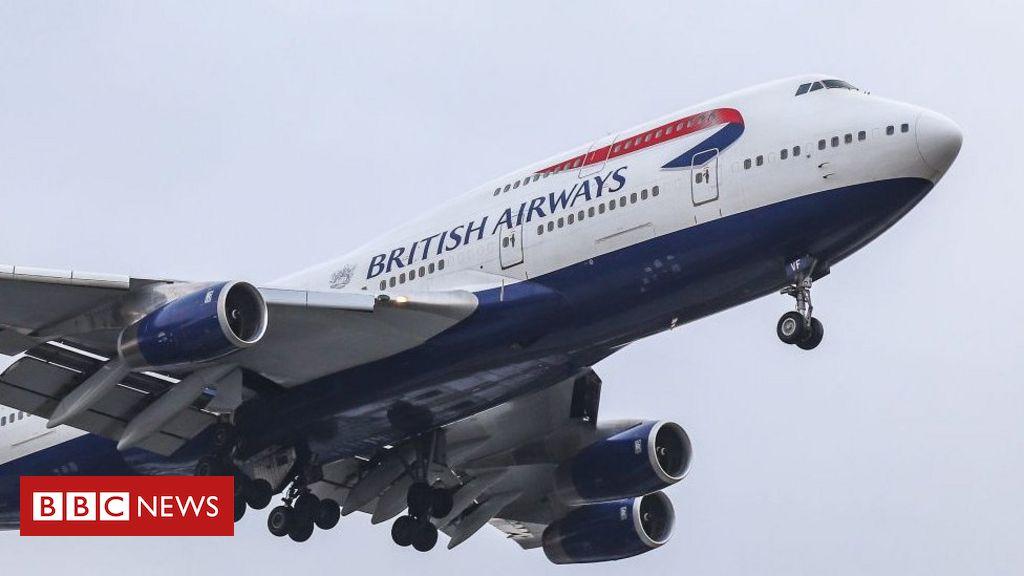British Airways stellt nach einem Abschwung die gesamte 747-Flotte ein