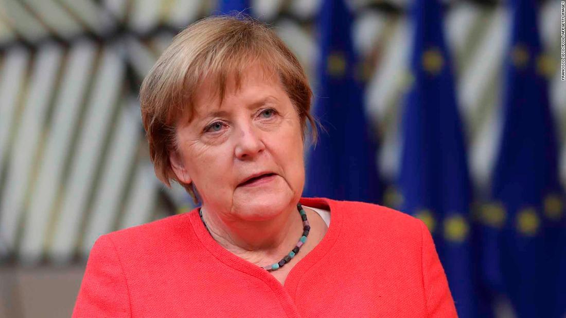 """EU-Gipfel: Staats- und Regierungschefs versuchen, sich auf eine """"kritische"""" Rettung der Wirtschaft zu einigen"""