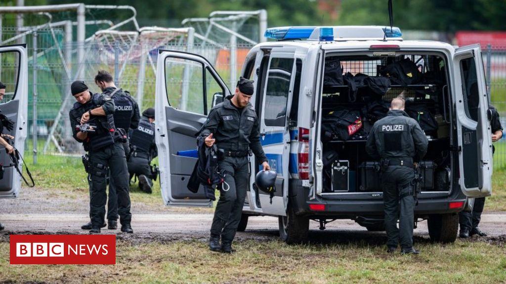 Der Rambo-Verdächtige Yves Rausch wurde nach fünftägiger Jagd im Schwarzwald festgehalten