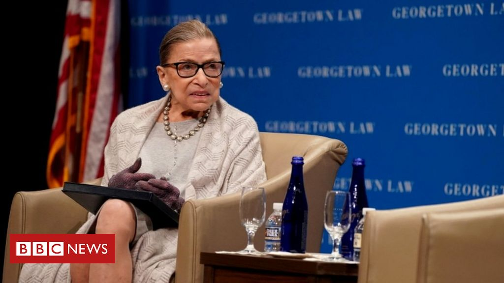 Ruth Bader Ginsburg: Die Justiz des Obersten Gerichtshofs hat wieder Krebs
