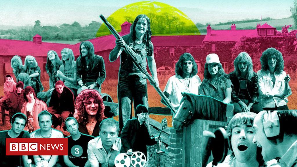 Rockfield Studios: Wo Ozzy, Oasis, Queen und Coldplay abhoben