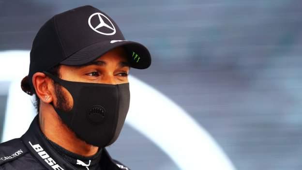 Lewis Hamilton auf der Pole Position des Großen Preises von Ungarn