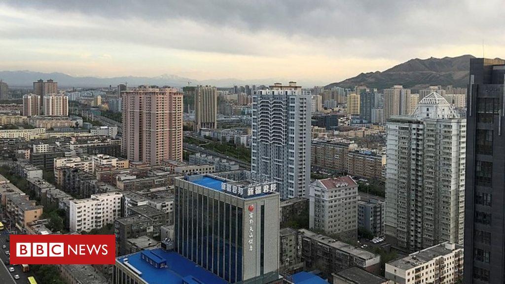 China Coronavirus: 'Kriegszeit' für Urumqi in Xinjiang erklärt