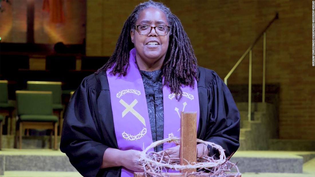 Rev. Vickey Gibbs, geliebter Pastor und Aktivist in Houston, stirbt mit 57 Jahren an Covid-19