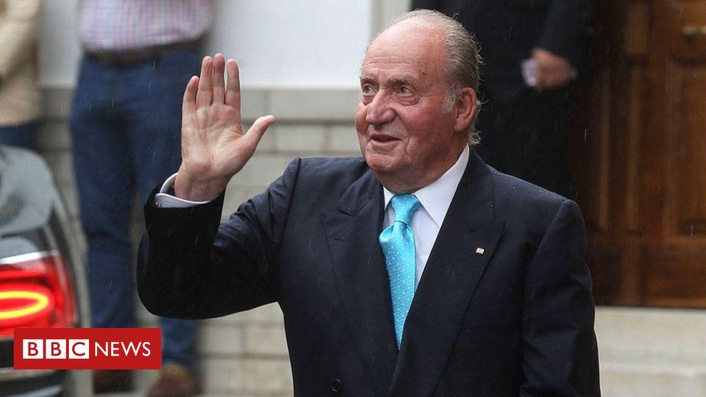 Spaniens Monarchie durch Juan Carlos 'verborgenes Schweizer Vermögen erschüttert