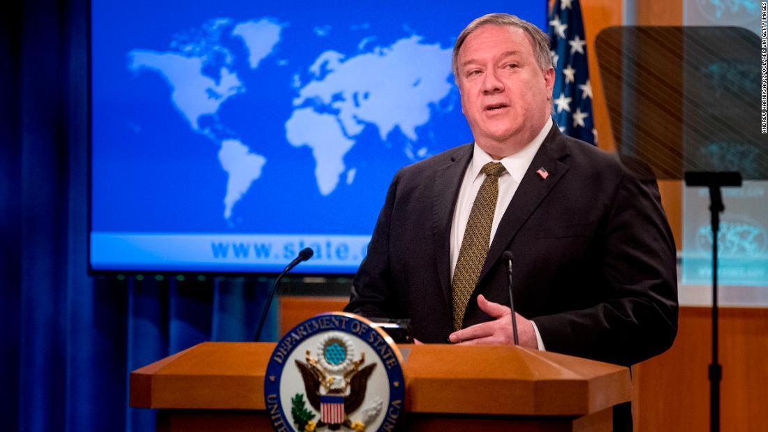 Das Außenministerium veröffentlicht Kabel, die zur Verbreitung von Behauptungen beigetragen haben. Das Coronavirus ist aus dem chinesischen Labor hervorgegangen