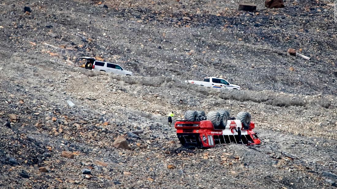 Beim Absturz des Kanada-Tourbusses sterben drei Menschen