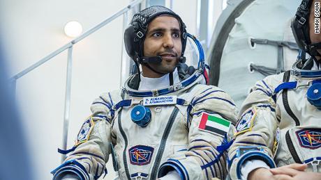 Das erste Emirati im Weltraum: Wie Dubai nach den Sternen greift